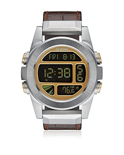 Nixon Reloj con movimiento mecánico japonés Man 44.5 mm