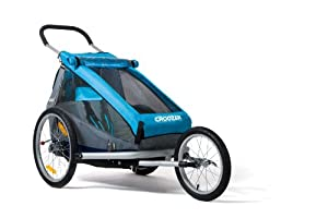 Croozer Designs Child Bicycle Trailer and Jogger by Croozer Designs