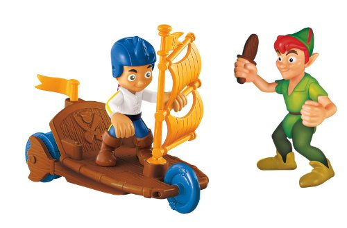 Fisher-Price Disney'S Jake And The Neverland Pirates: Sailing Adventure front-499351