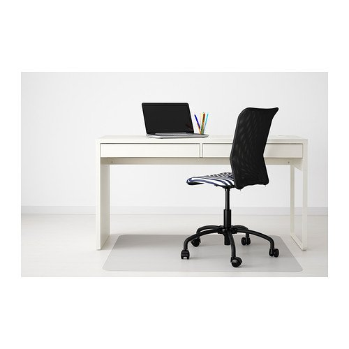 offer cheap new ikea micke computer desk workstation 1 normal sale. Black Bedroom Furniture Sets. Home Design Ideas