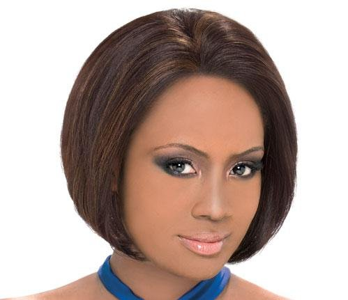 Outre Synthetic Lace Front Wig - Cindy Color 1B