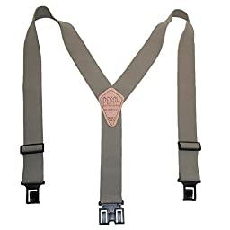2 In. Perry Work Suspenders (Tan Regular)