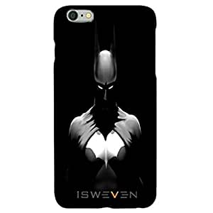 iSweven i96 Luxurious Printed high Quality Batman Back case cover for Apple iphone 5, 5s