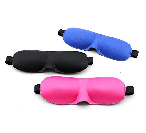 【TwoNine】3D立体型アイマスク(ピンク)+耳栓付き!2点セット 安眠グッズ トラベル用品 耳栓 アイマスク 睡眠 機内 快適 安眠 遮光 おしゃれ 旅行用品 トラベルグッズ 海外 旅行 便利グッズ