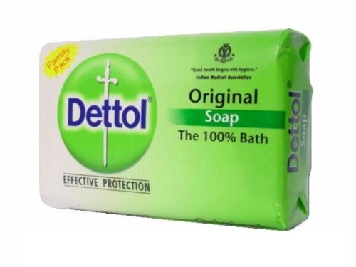 Dettol  Soap 70 Gram Bars (Pack of 12)