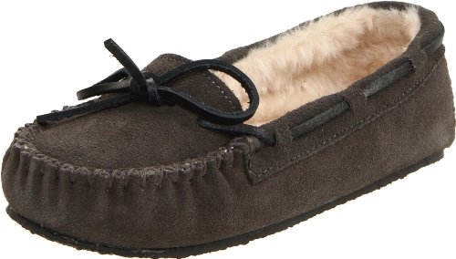 Cheap Minnetonka Women's Cally Faux Fur Slipper (B0026MRQRU)