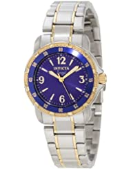 Invicta 0548 Collection Gold Plated Stainless