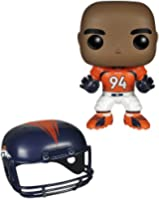 Funko POP NFL: Wave 1 - Demarcus Ware Action Figures