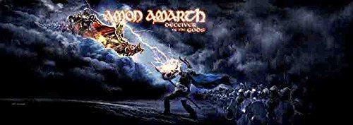 Iron Maiden Heaven-Bandiera Poster 100% poliestere