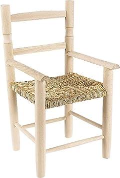 chaise enfant en bois brut cuisine brut cuisine maison z364. Black Bedroom Furniture Sets. Home Design Ideas