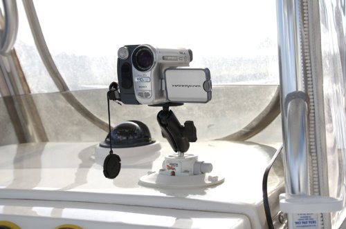 SeaSucker Vacuum Mounted Marine Video Camera Bracket