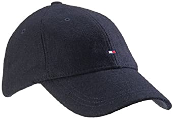 Tommy Hilfiger Men's Baseball Cap -  Blue - Blau (416 NAVY BLAZER-PT) - One size