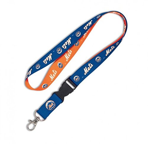 MLB New York Mets Lanyard with Detachable Buckle (Ny Mets Tickets compare prices)