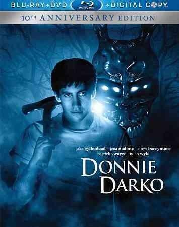 Cover art for  Donnie Darko (10th Anniversary Edition) [Blu-ray]