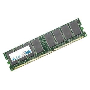 Memoria RAM de 512MB para ECS (EliteGroup) RS482-M754 (1.0) (PC3200 - Non-ECC)