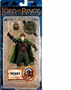 Lord of the Rings Trilogy Edition > Merry in Rohan Armor Action Figure