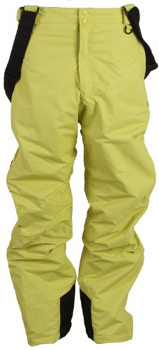 Trespass Bezzy Snow Pants Limeade Mens Sz XS