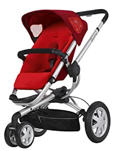 Quinny Poussette Buzz 3 Rebel Red Collection 2012