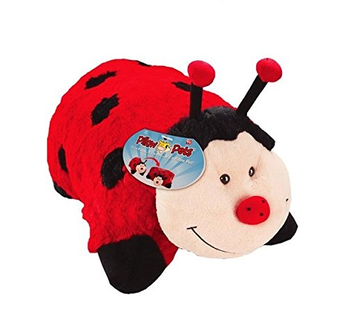 As Seen on TV Pillow Pet Pee Wee, Lady Bug - 1