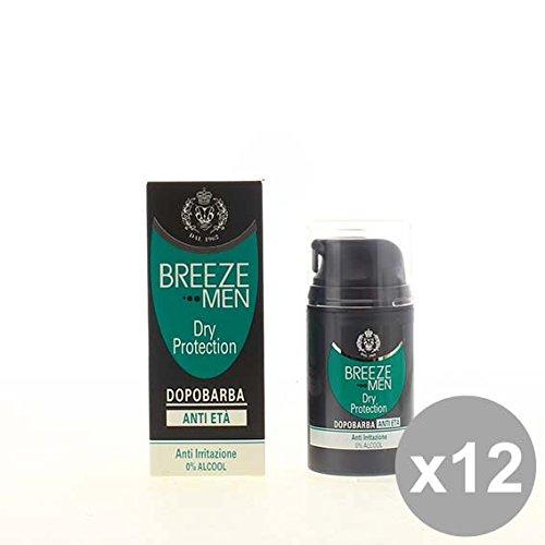 Set 12 BREEZE Men Dopobarba 75Ml Dry Protection Detergenti e profumi uomo