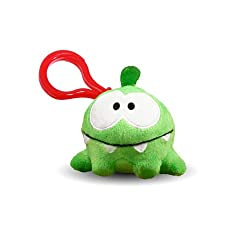 Cut The Rope 3 Talking Plush With Clip, Smile
