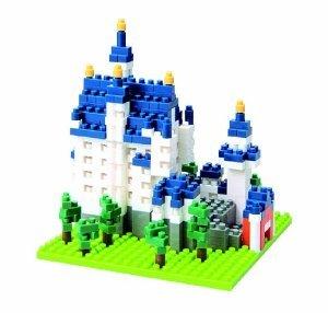 Nanoblock Castle Neuschwanstein 550 pcs