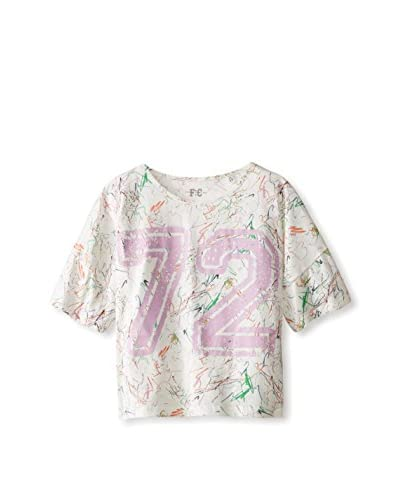 French Connection Girl's Cropped Short Sleeve Tee