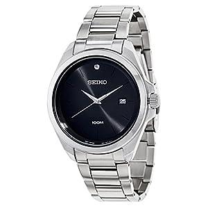 Seiko Bracelet Men's Quartz Watch SUR089