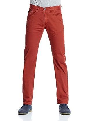 Springfield Pantalón (Rojo Oscuro)