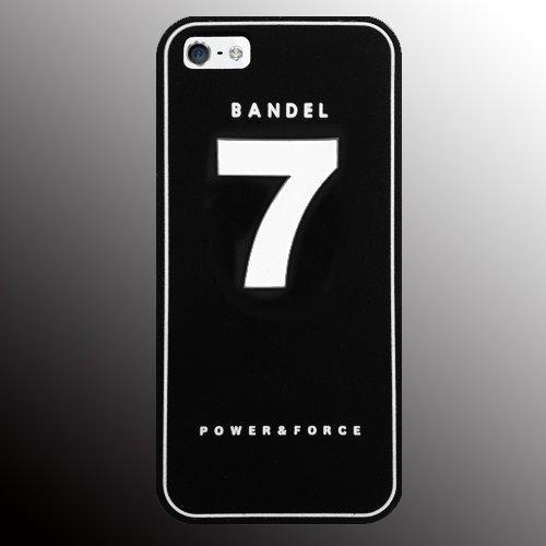 BANDEL(バンデル)  アイフォンケース 5対応 NO.7 ブラック