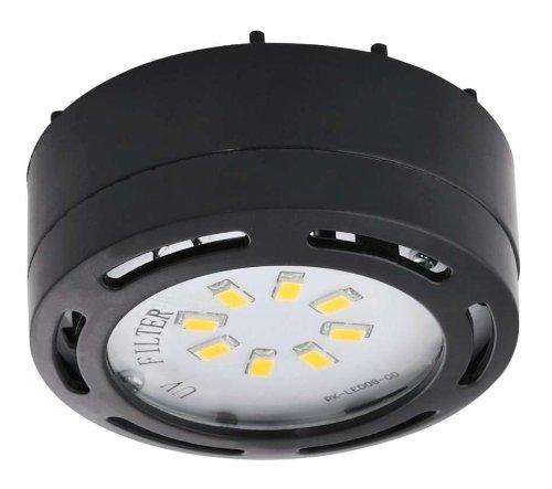 Ledp120Bk - 120V Direct Led Puck Light-Black