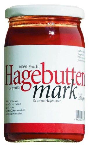Suchen : Viani Hagebuttenmark 100 % Frucht 290 gr.