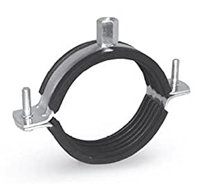 rohrschelle mit gummieinlage f r schwere rohre klemmschelle clamps schlauchschelle schellen 1. Black Bedroom Furniture Sets. Home Design Ideas
