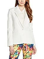 Trussardi Jeans Americana Mujer (Blanco)