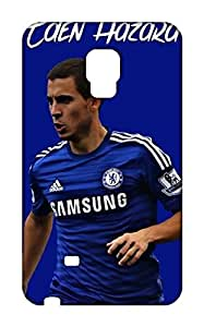 Chelsea Football Club Design - Samsung Galaxy Note Edge Mobile Hard Case Back Cover - Printed Designer Cover for Samsung Galaxy Note Edge - SGNECFCB111
