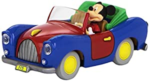 Disney AUTO ZIO PAPERONE UNCLE SCROOGE CAR Die-Cast 1:43