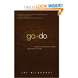 Go and Do: Daring to Change the World One Story at a Time