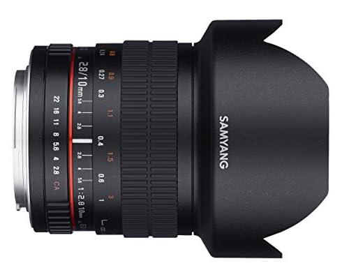 SAMYANG 単焦点広角レンズ 10mm F2.8 マイクロフォーサーズ用 APS-C用