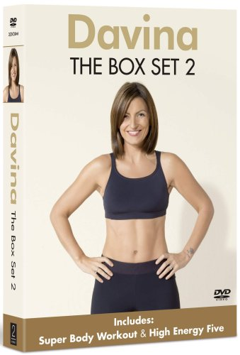 Davina - The Box Set 2 - Includes Super Body Workout and High Energy Five [DVD]