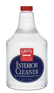 Griot's Garage 11104 Interior Cleaner - 35 oz. from Griot's Garage