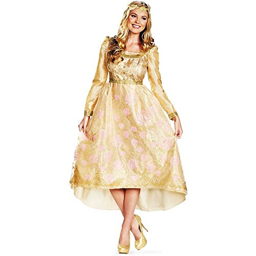 Maleficent: Aurora Coronation Gown Adult Costume