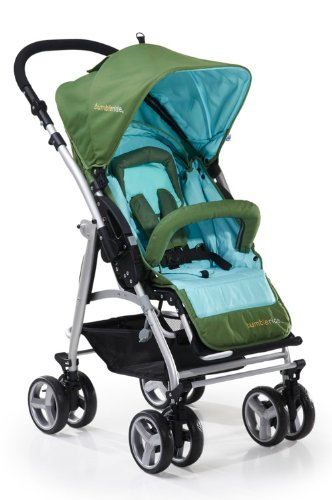 "Bumbleride Flyer Reversible Handle Stroller with 7"" Wheels - 1"