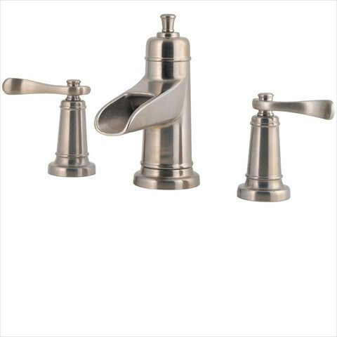 Why Should You Buy Pfister F-049-YW2K Ashfield 2-Handle Waterfall 8-Inch Widespread Bathroom Faucet ...