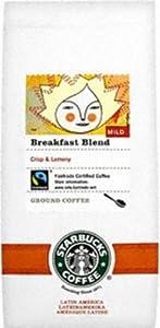 Starbucks Breakfast Blend Coffee 250g  (Ground Coffee)