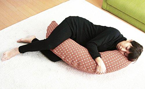マルチに使える ベビー&ママクッション シムス 抱き枕 授乳 お座りサポート (モカブラウン)