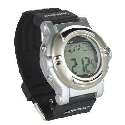 Heart Pulse Rate Sports Watch Calorie Counter Monitor