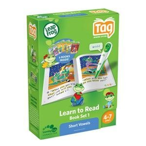 NEW Tag Learn to Read Phonics 1