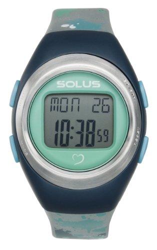 Bernex SL-800-012 - Reloj digital unisex de plástico Resistente al agua