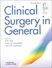 Clinical Surgery in General by R. M. Kirk MS FRCS