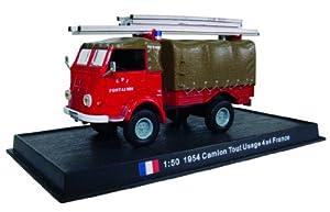 Amazon.com: Camion Tout Usage 4x4 France - 1954 diecast 1:50 fire